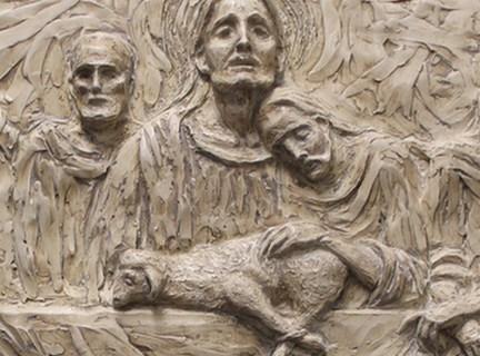 Agnus Dei, The Last Supper